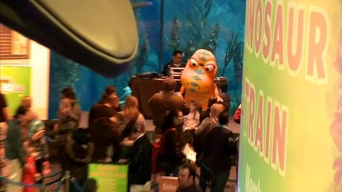 PBS SoCal Extras -- Dinosaur Train Discovery Tour