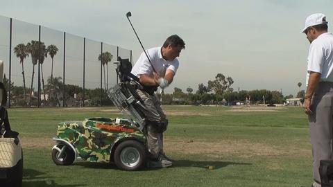Real Orange -- Golf for Disabled Veterans