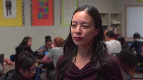 PBS SoCal - American Graduate -- American Graduate Champion: Alice Chen
