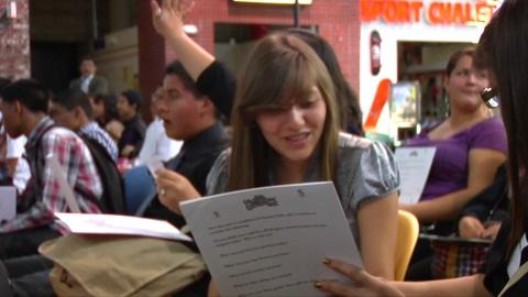 PBS SoCal - American Graduate -- American Graduate Champion Junior Achievement of SoCal