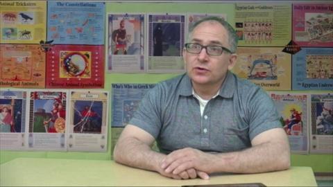 PBS SoCal - American Graduate -- American Graduate Champion: Michael Alvarez