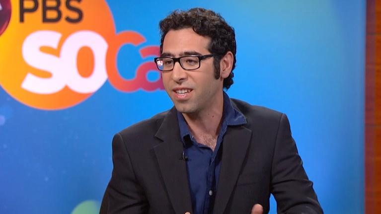 SoCaL Insider with Rick Reiff: Adam Elmahrek