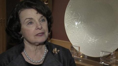 SoCaL Insider with Rick Reiff -- Senator Dianne Feinstein on the Gridlock in Congress