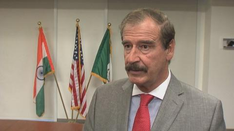 SoCaL Insider with Rick Reiff -- Vicente Fox