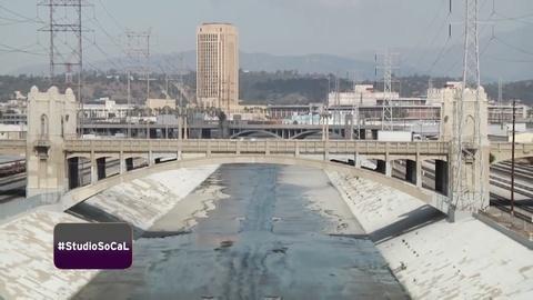 Studio SoCal -- L.A. River Development
