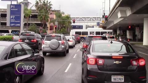 Studio SoCal -- How to Navigate Around LAX