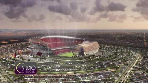Studio SoCal -- Is an NFL franchise on the way to LA?