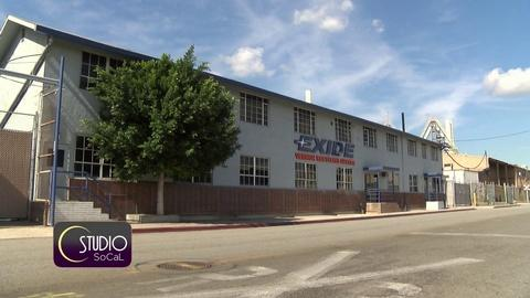 Studio SoCal -- Lead Poisoning from L.A. Battery Recycling Plant