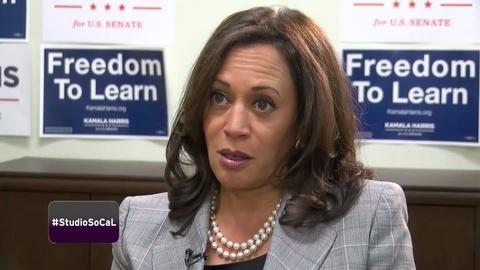 Studio SoCal -- California Attorney General Kamala for U.S. Senate