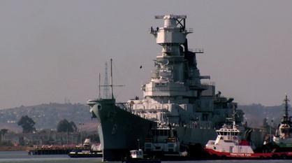 USS Iowa: Honoring the American Spirit -- Preview