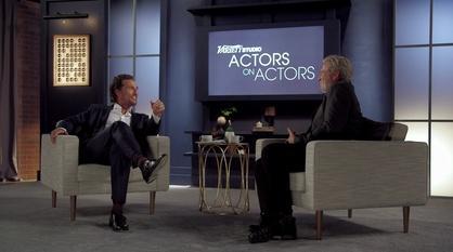 Variety Studio: Actors on Actors -- Season 5 - Episode 1