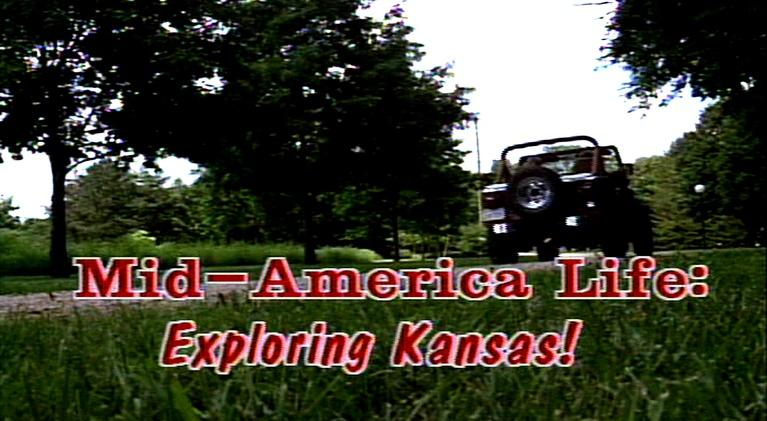 Smoky Hills Public Television Specials: Exploring Kansas