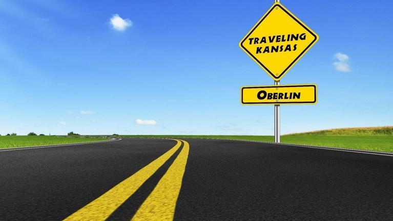 Traveling Kansas: Traveling Kansas Oberlin (Ep 401)