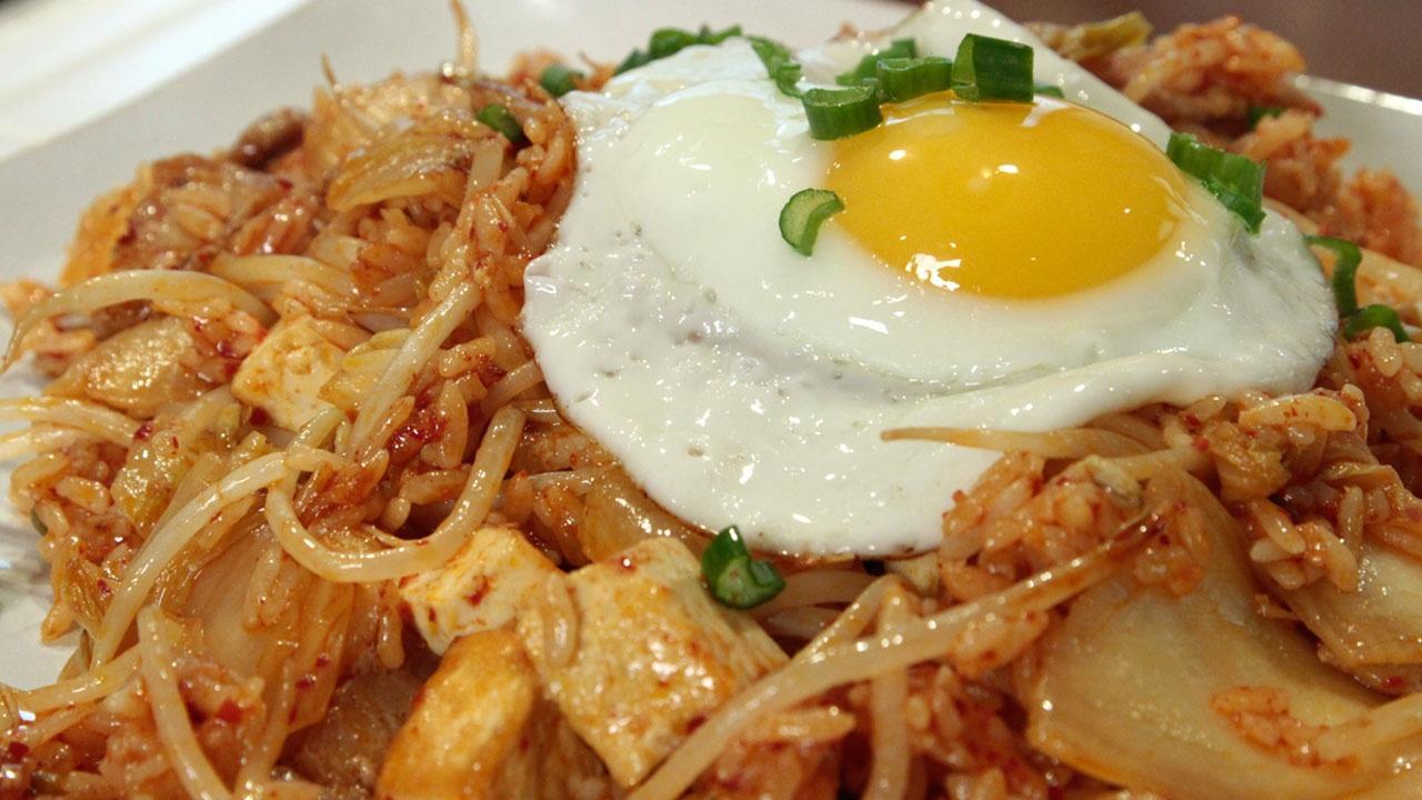 how to cook samyang kimchi