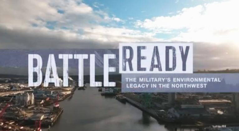OPB Specials: Battle Ready