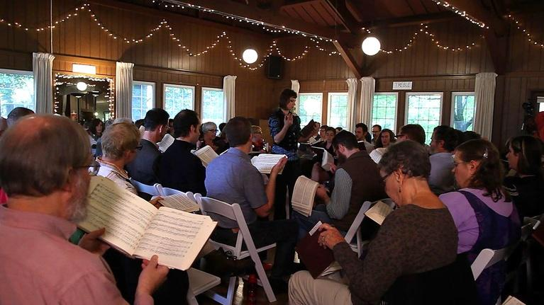 OPB Specials: Portland Sacred Harp Singers