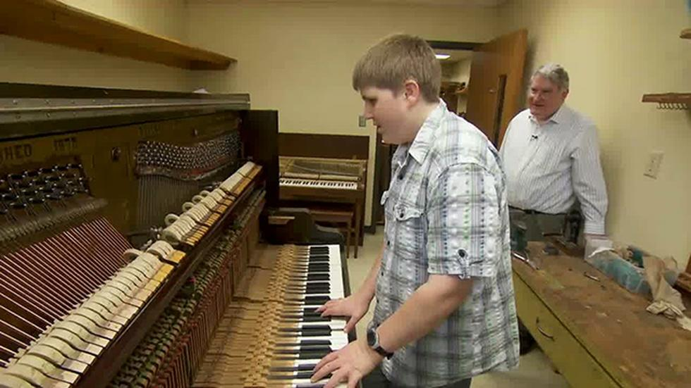 School of Piano Technology for the Blind image