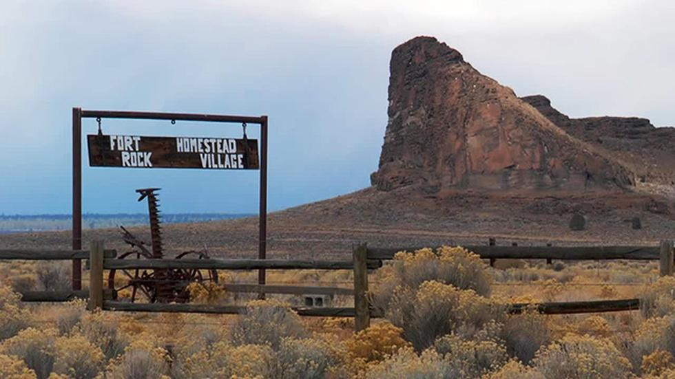 Fort Rock Museum image