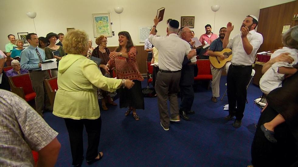 Musical Shabbat image
