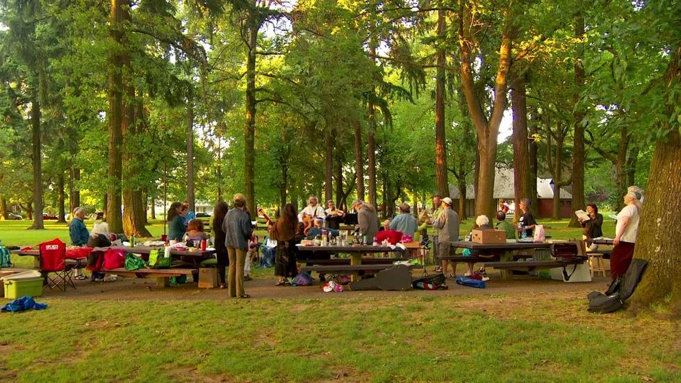 Shabbat in the Park  image