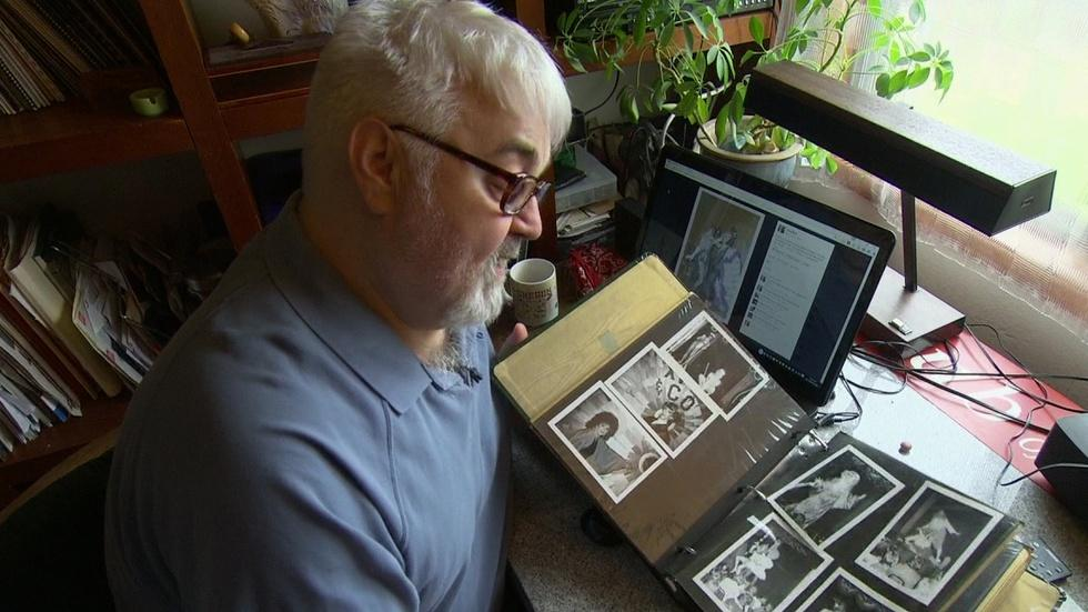Greg Pitts, Archivists for Oregon's Drag Community image