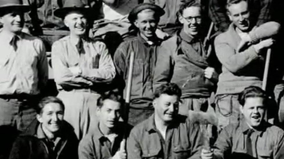 Civilian Conservation Corps image