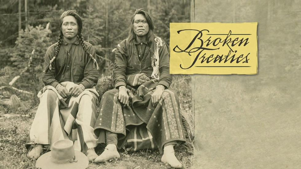 Broken Treaties, An Oregon Experience image