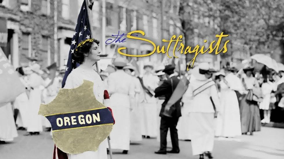 The Suffragists image