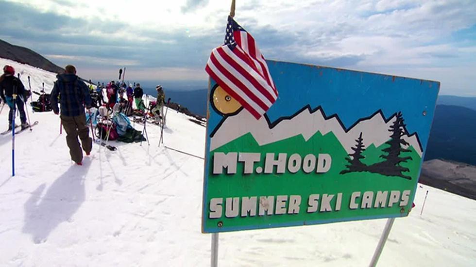 Summer Ski Camp image