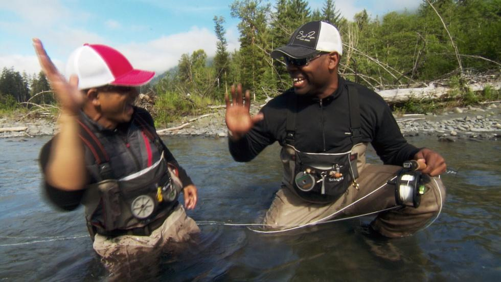 Urban Youth & the Zen of Fly-fishing image