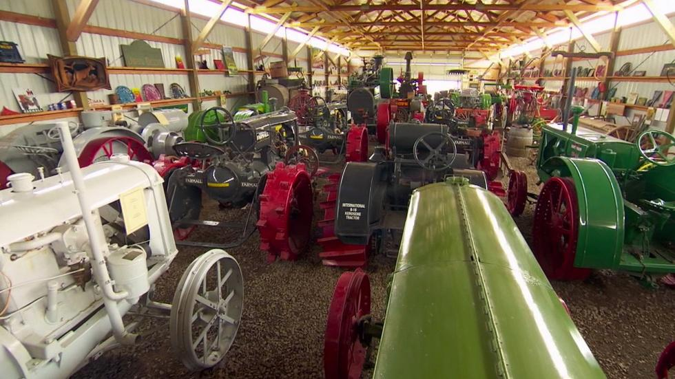 Tractor Museum image