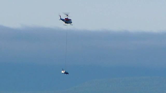 Aerial fish stocking oregon field guide pbs for Oregon fish stocking schedule