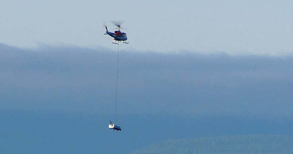 Aerial fish stocking oregon field guide wttw for Oregon fish stocking schedule