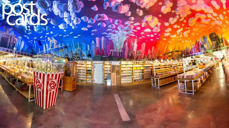 Postcards: Shawn McCann/Minnesota's Largest Candy Store