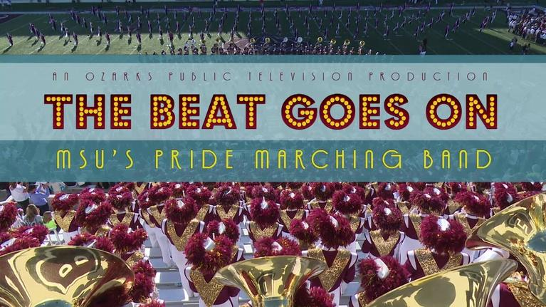 OPT Documentaries: The Beat Goes On: MSU's Pride Marching Band!