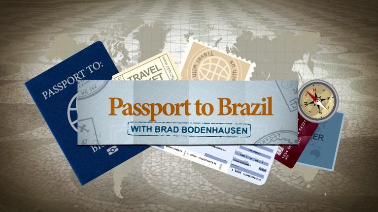 Passport to Brazil: Amazon River