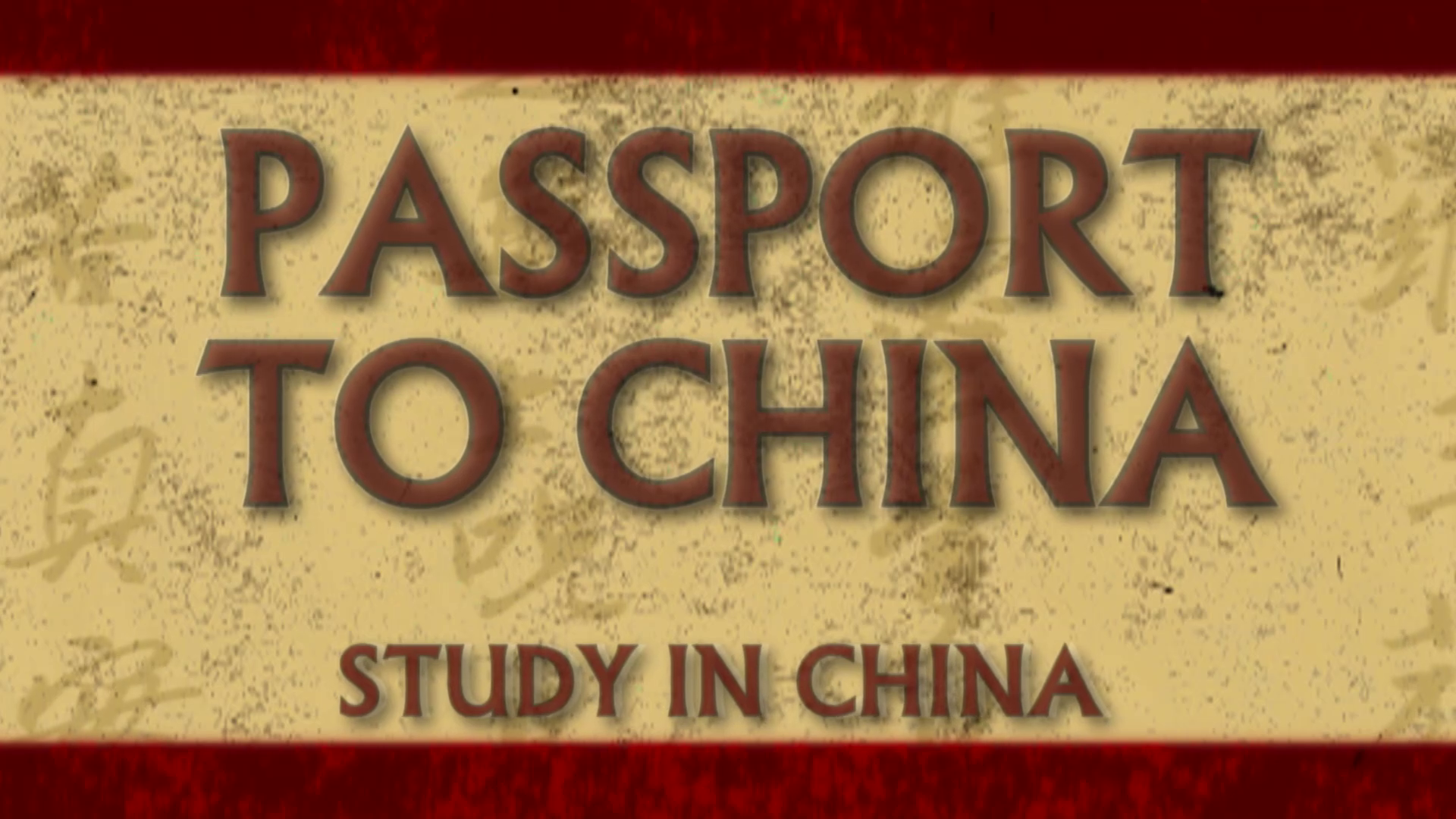Passport to china watch online ozarks public television video learn why so many students from missouri state university study abroad in china ccuart Images