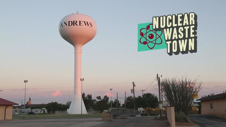 KPBS Specials: Nuclear Waste Town