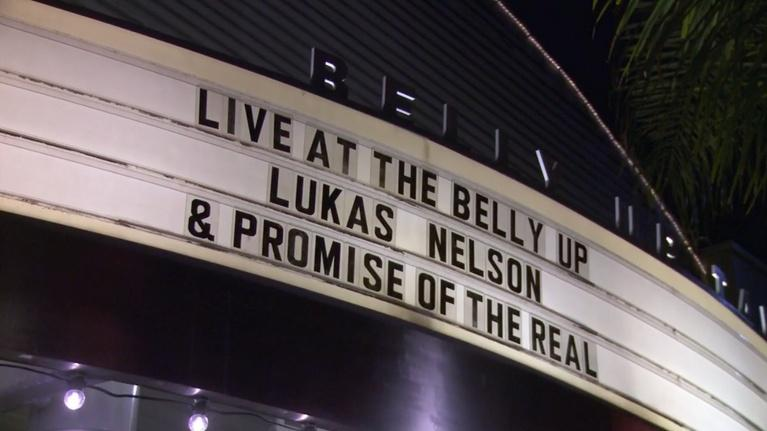 Live at the Belly Up: Live at the Belly Up: Lukas Nelson & the Promise of the Real