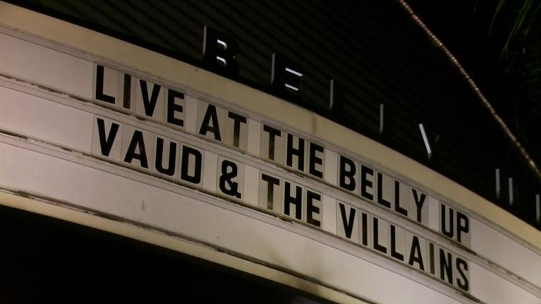 Live at the Belly Up: Live at the Belly Up: Vaud and the Villains