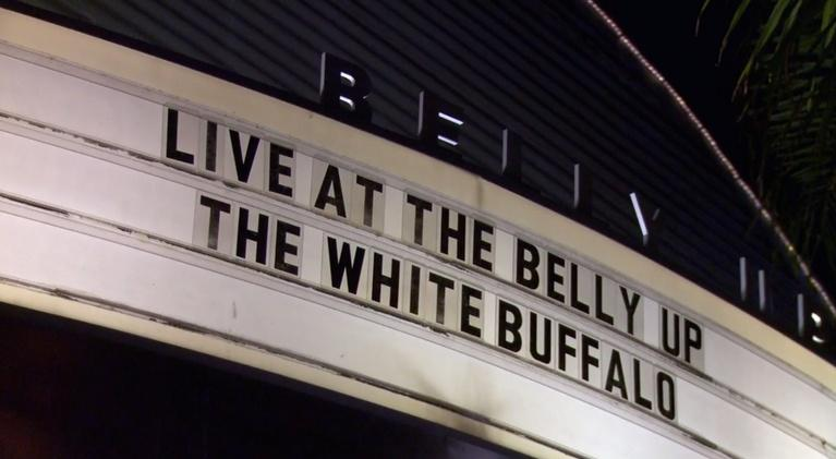 Live at the Belly Up: Live at the Belly Up: The White Buffalo