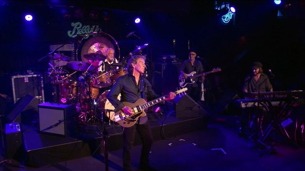 Live at the Belly Up: Mick Fleetwood Blues Band image