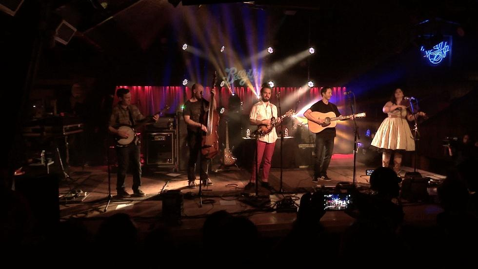 Live at The Belly Up: Yonder Mountain String Band image