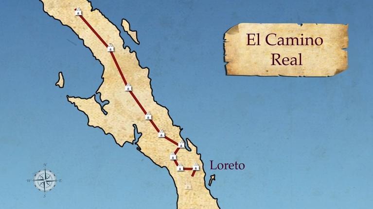 San Diego Historic Places: Baja California Series Part II