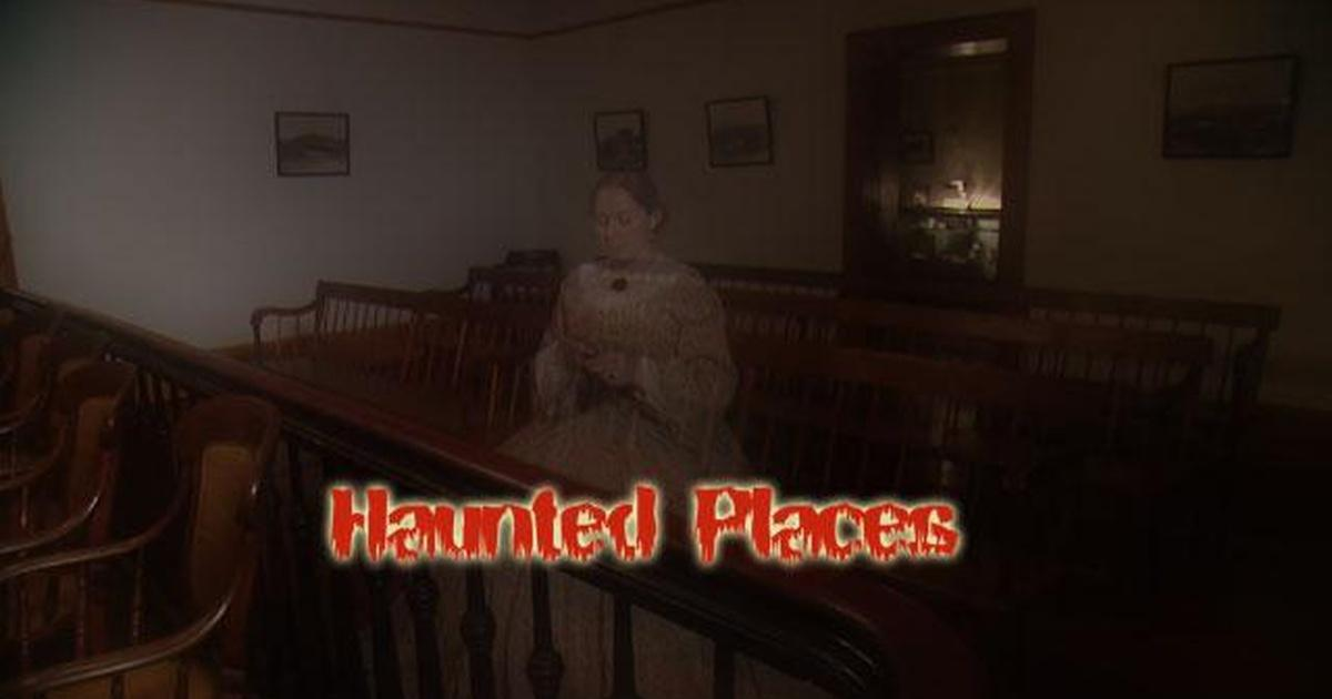 Haunted Places | San Diego Historic Places | PBS