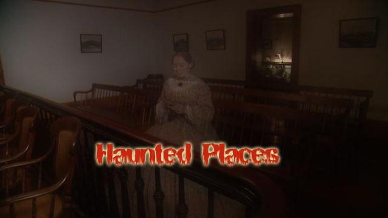 San Diego Historic Places: Haunted Places