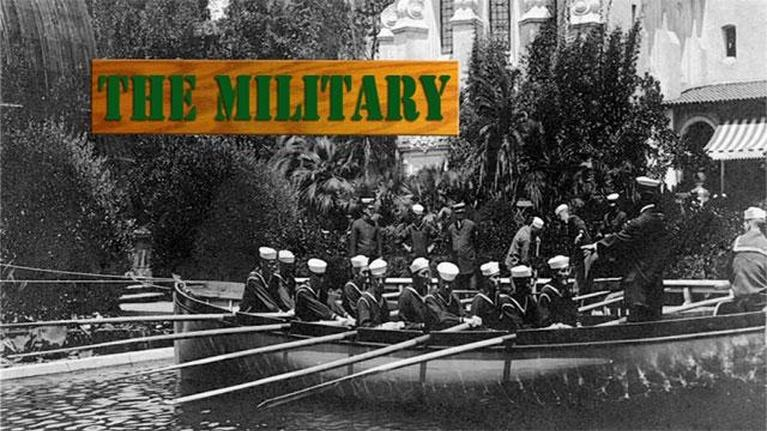 San Diego Historic Places: The Military