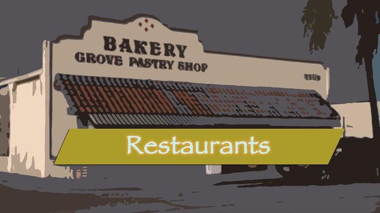 San Diego Historic Places: Restaurants