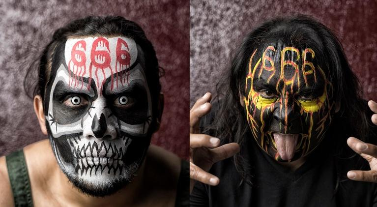 SnapShot: Loco for Lucha: Mexican Wrestlers