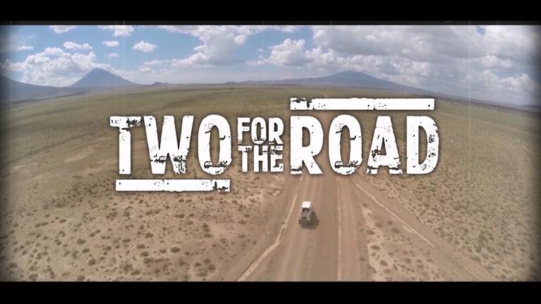 Basin PBS: Two for the Road - Patagonia